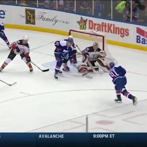 Frederik Andersen Save on John Tavares (11:48/2nd)