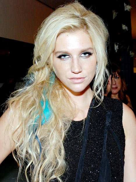 Ke$ha Tweets Photo of Herself …