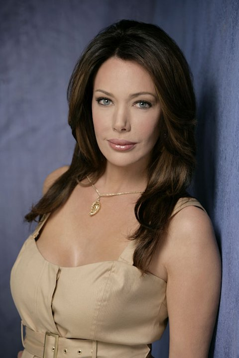 "Hunter Tylo stars as Taylor Hayes Forrester Marone on ""The Bold and the Beautiful."""