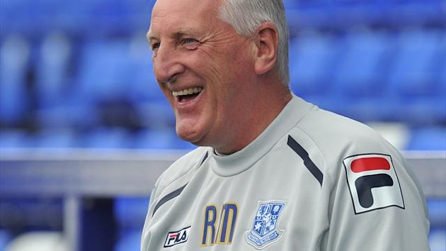 Rovers boss Ronnie Moore was pleased to come away with the win in a tough game