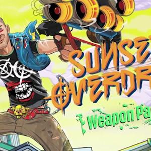 Sunset Overdrive: Weapon Pack Trailer