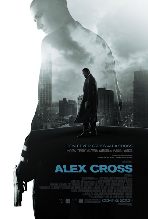 Best and Worst Movie Posters 2012 Alex Cross