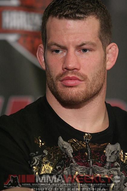 "Nate Marquardt Doesn't Care Who He Faces in the UFC – ""A Fight's a Fight"""