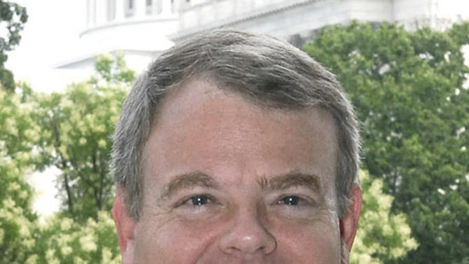 This undated photo provided by the candidate's campaign shows Rep. Mike McIntyre, D-N.C. The last undecided House race has been called for the incumbent Democrat, bringing an unofficial close to the 2012 campaign more than three weeks after Election Day. North Carolina Rep. Mike McIntyre has narrowly survived a challenge from Republican David Rouzer, who conceded Wednesday night after a recount.    (AP Photos/Files)