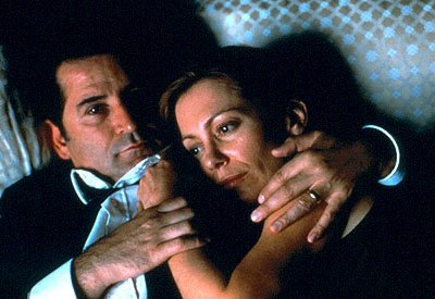 Anthony LaPaglia as Leon and Kerry Armstrong as Sonja in Lions Gate's Lantana