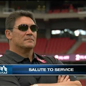 Salute to Service: Ron Rivera