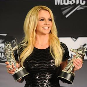 Britney Spears Music Video -- It Was 'Like An Orgy' ... Says Male Model