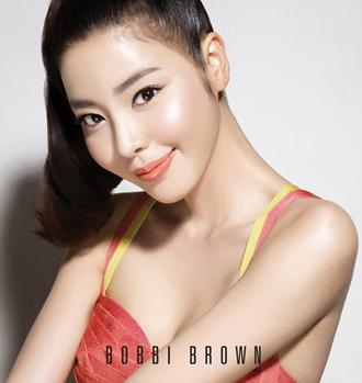 Kim Gyu-ri to promote Bobbi Brown's summer campaign