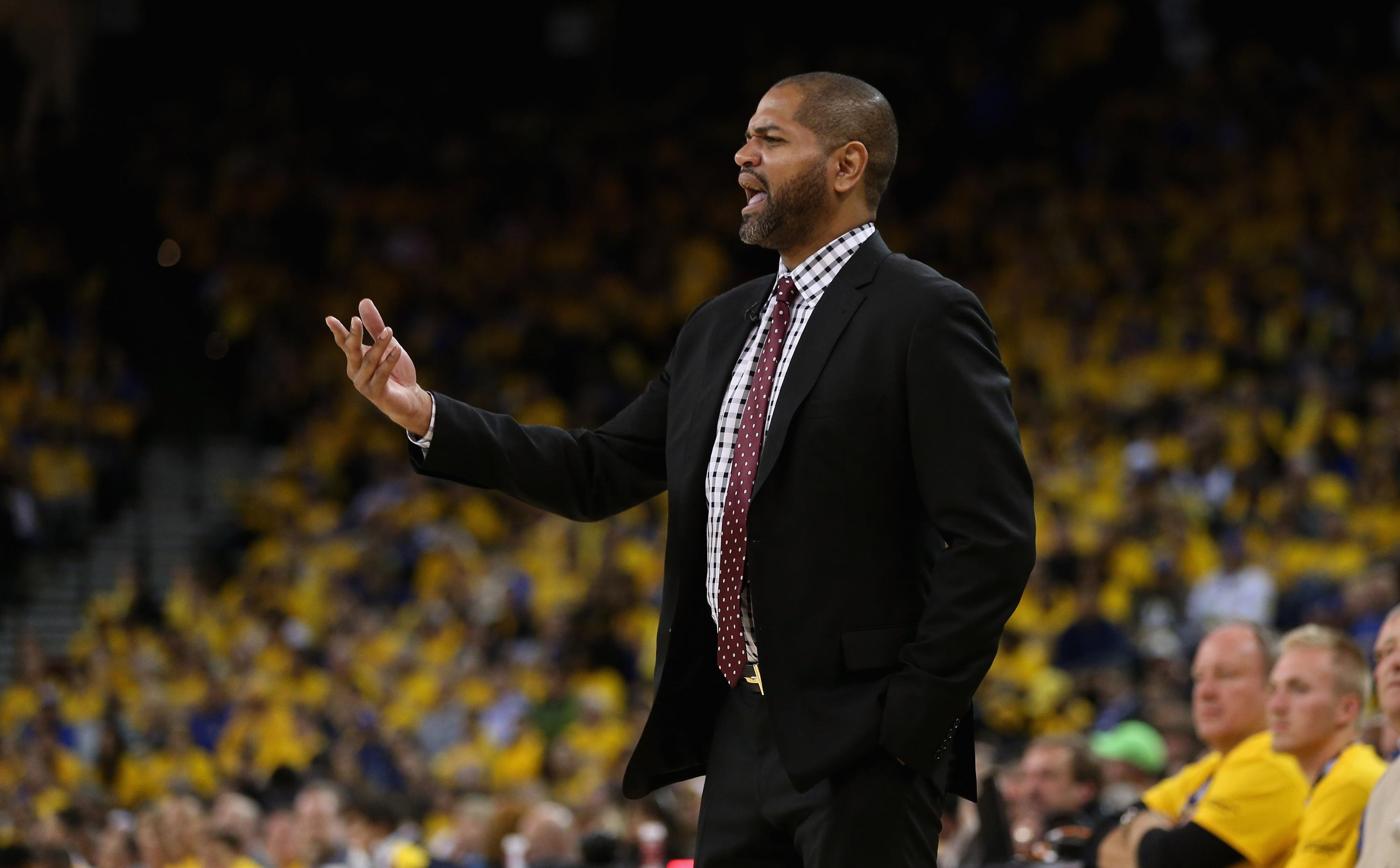 Sources: J.B. Bickerstaff withdraws from consideration for Rockets job