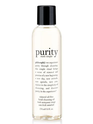 Philosophy Purity Facial Cleansing Oil