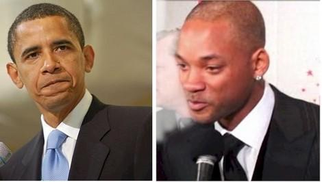 Should Will Smith's Family Play the Obamas in a Movie?