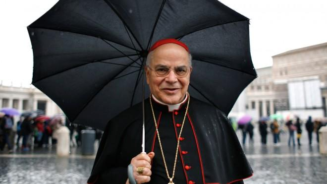 """Who wouldn't want to """"adopt"""" Cardinal Jose Saraiva Martins of Portugal?"""