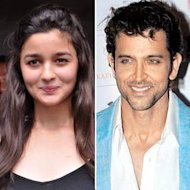Alia Bhatt: 'I would like to paint Hrithik Roshan'