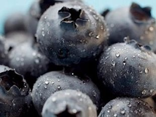 Fight prostate cancer with flavonoids like blueberries