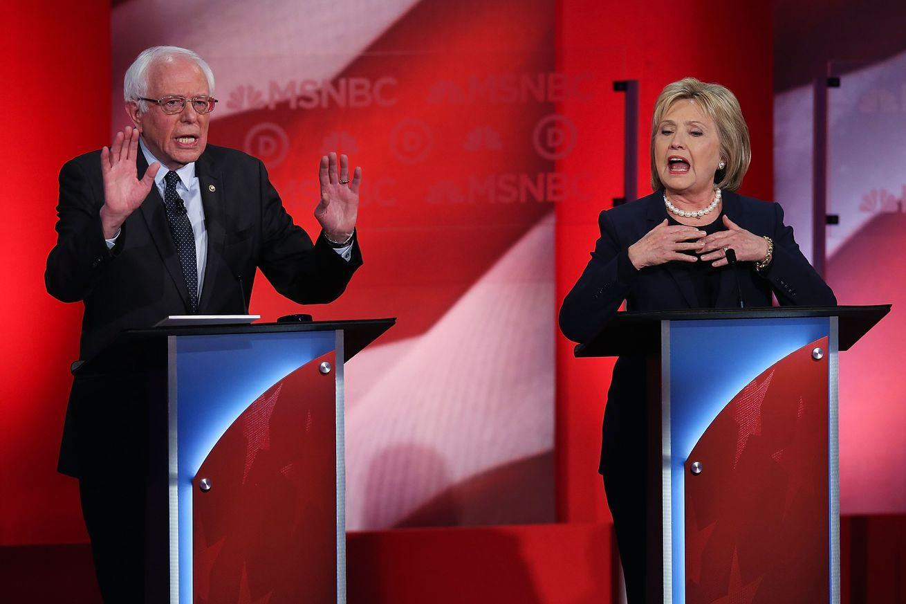 Two ways of assessing political candidates, and how they explain the Clinton-Sanders conflict