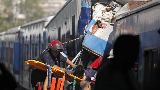 Buenos Aires Mass Transit Has a Bad Record of Accidents