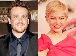 Jason Segel / Michelle Williams