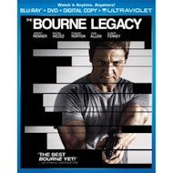 Bourne Legacy on DVD and Blu-Ray