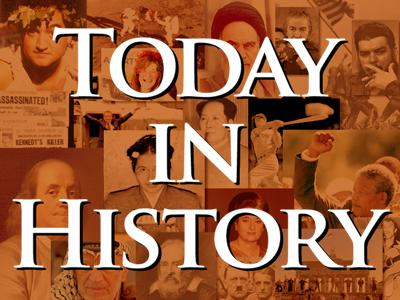 Today in History for June 16th
