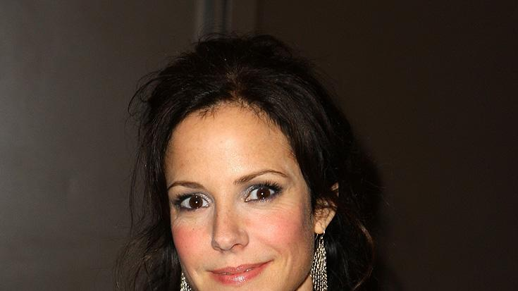 "Mary-Louise Parker attends the opening night of ""Liza's At The Palace..."" on Broadway at the Palace Theatre on December 3, 2008"