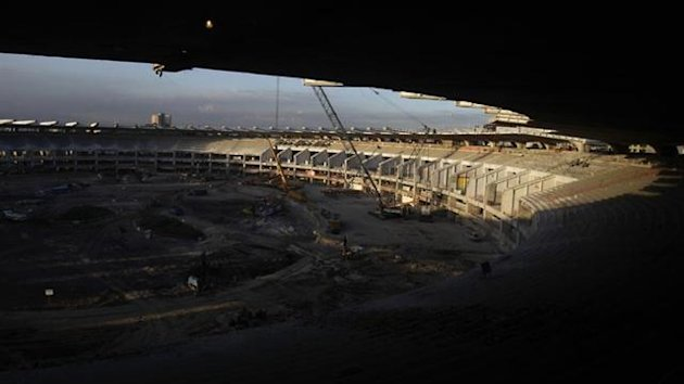 2011 FOOTBALL World Cup Brazil's Maracana Stadium