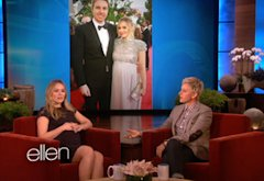 Kristen Bell and Ellen Degeneres | Photo Credits: Ellen