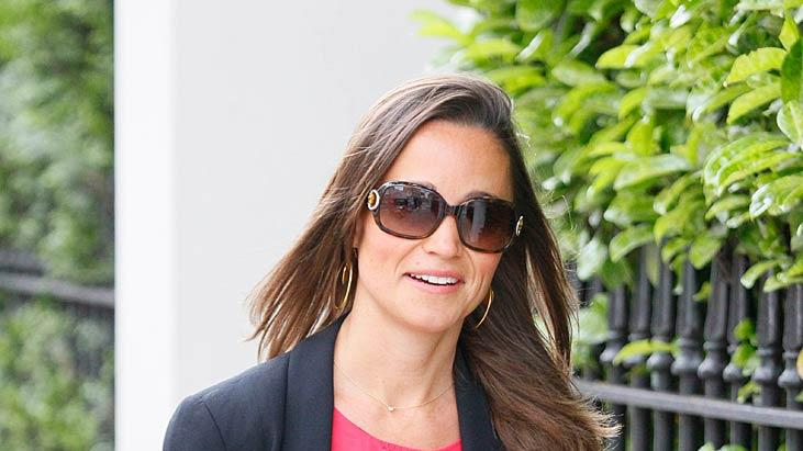 Pippa Middleton Chelsea London