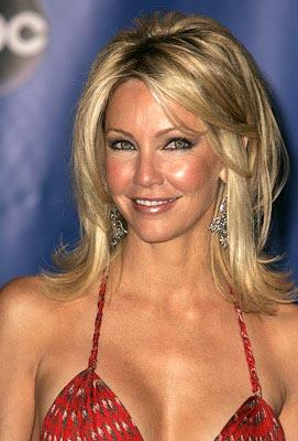 Heather Locklear Presenter of Outstanding Supporting Actor in a Drama Series Emmy Awards - 9/19/2004