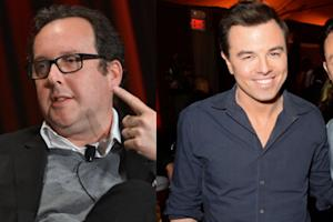 Inside the Emmys, or How I Won $50 Off Seth MacFarlane at HBO