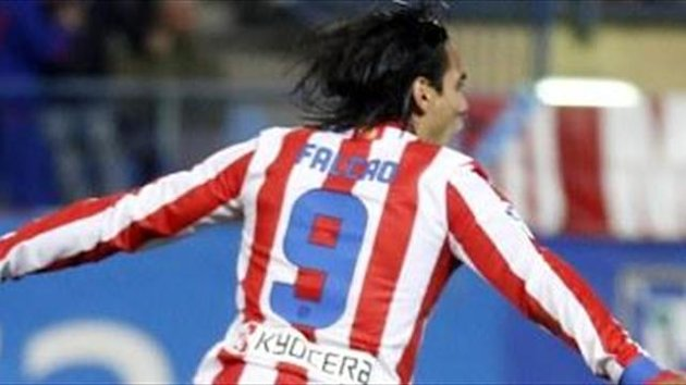 Falcao to join Monaco next week