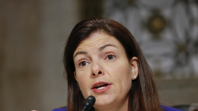 NH's Ayotte defends gun control vote