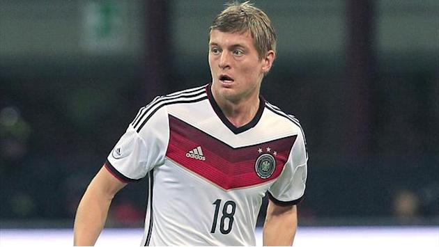 Liga - Madrid pull out of Kroos race