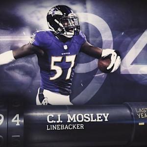 'Top 100 Players of 2015': No. 94 C.J. Mosley
