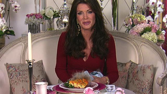 """DWTS"": Five questions with Lisa Vanderpump"
