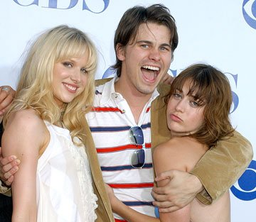 Lucy Punch, Jason Ritter and Lizzy Caplan