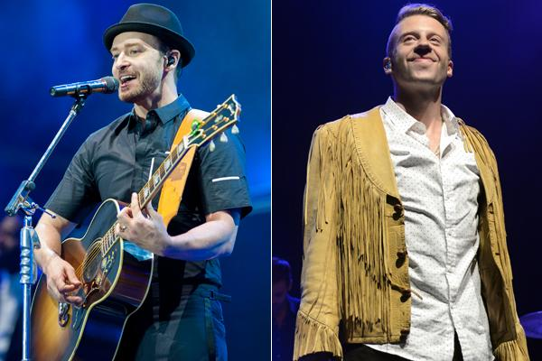 Justin Timberlake, Macklemore and Ryan Lewis Lead MTV VMA Nominations
