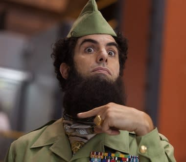 'The Dictator' Racial Stereotypes Trouble Arab-Americans