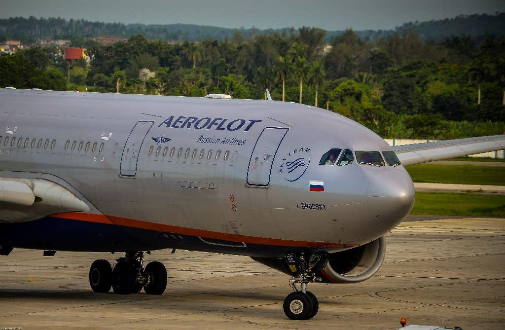 Russia's Aeroflot 'set to buy competitor Transaero'