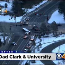 Traffic Alert: University & Dad Clark Closed