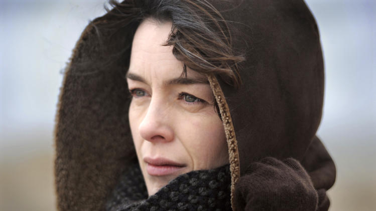 Olivia Williams The Ghost Writer Production Stills Summit 2010