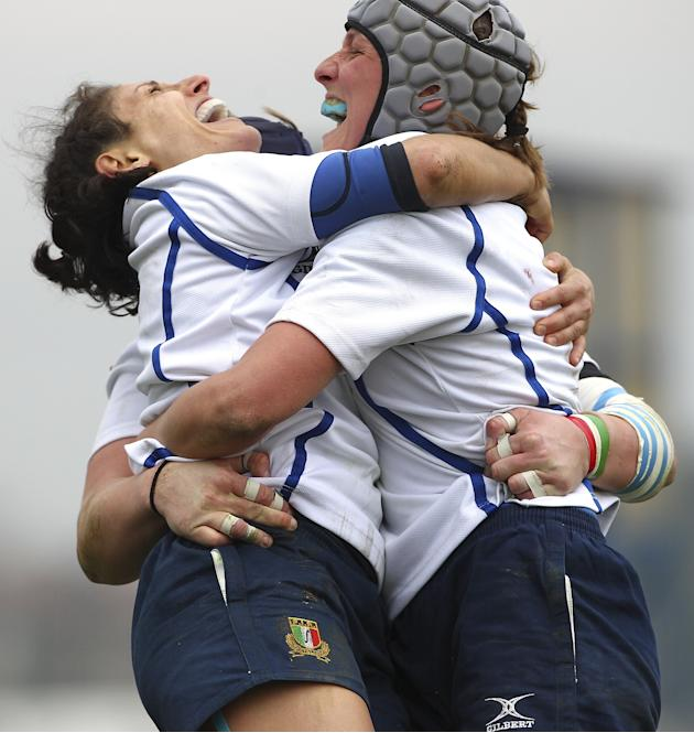 *** BESTPIX *** Italy v Scotland - Women's Six Nations