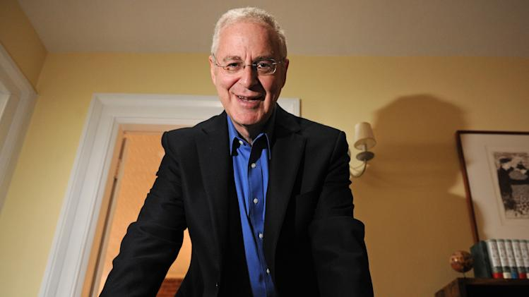 Ron Chernow receives biography award