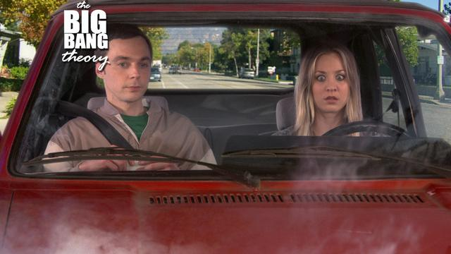 The Big Bang Theory - Check Engine Light