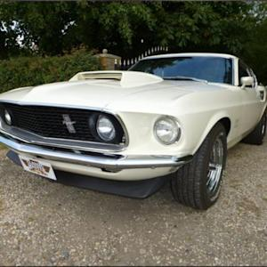 Is A 1969 Ford Mustang Boss 429 Worth $480K?