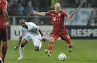 Robben: Bayern have made a big step towards the semi-finals