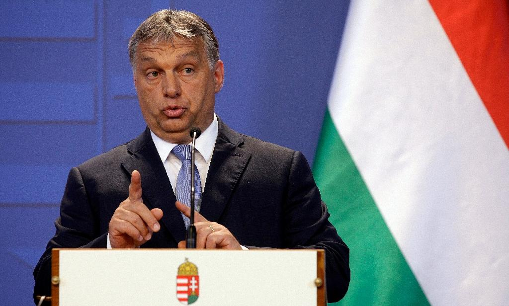 Migration is 'poison' for Europe, says Hungary PM