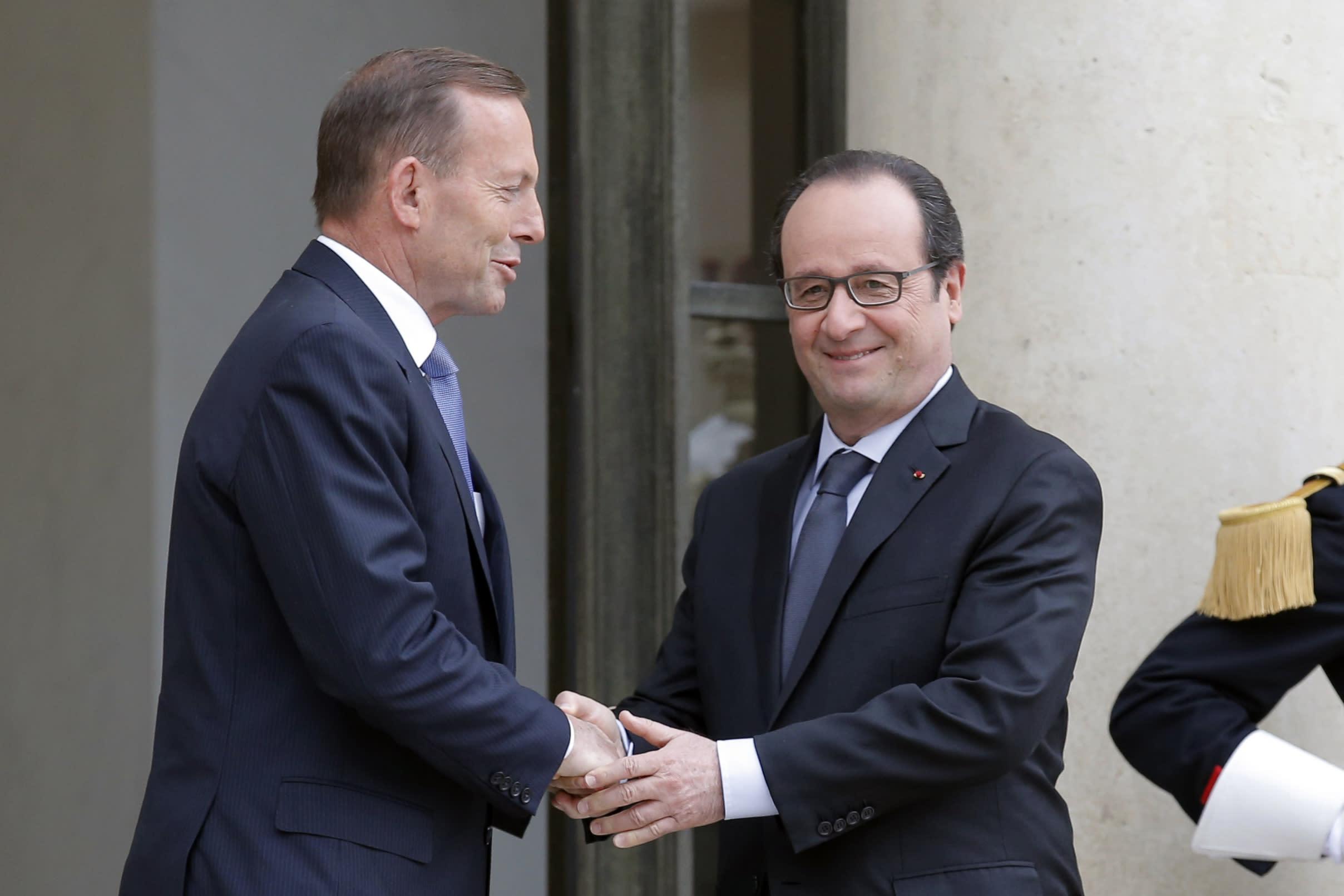 France, Australia to step up anti-terror cooperation