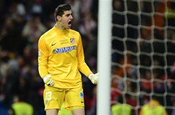 Courtois: Madrid lacks quality without Ozil