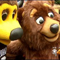 Denver Zoo's New Mascot Will Visit Kids At Children's Hospital