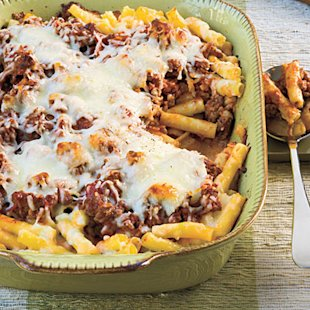 Quick Baked Ziti